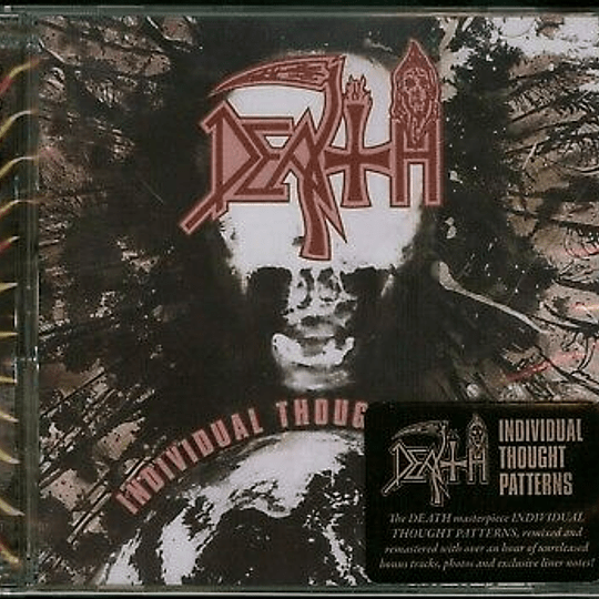 2CD - DEATH - Individual Thought Patterns