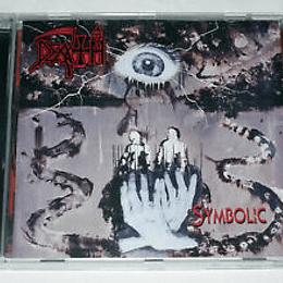 CD - DEATH - Symbolic
