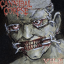 CD - CANNIBAL CORPSE - Vile