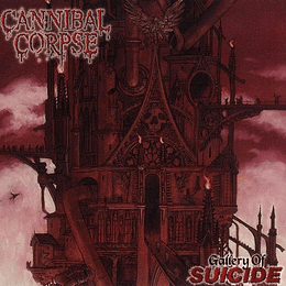 CD - CANNIBAL CORPSE - Gallery Of Suicide