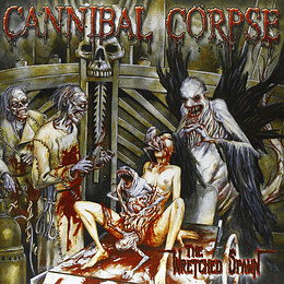 CD - CANNIBAL CORPSE - The Wretched Spawn