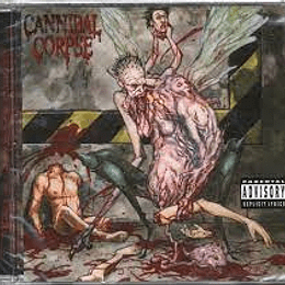 CD - CANNIBAL CORPSE - Bloodthirst