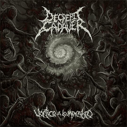 DECREPIT CADAVER -  Vórtice a lo Macabro CD