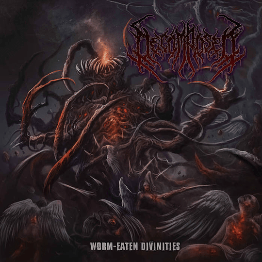 DECOMPOSED - Worm-Eaten Divinities MCD