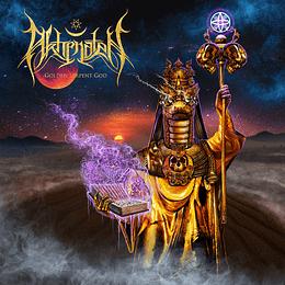 AKHENATEN  - Golden Serpent God