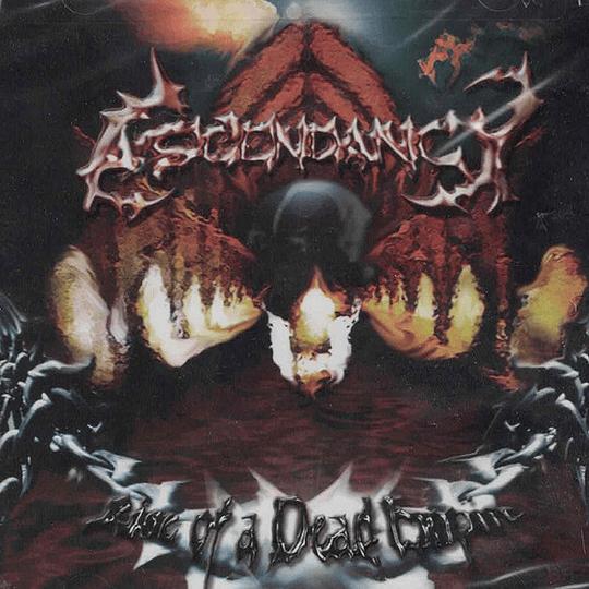 ASCENDANCY -  Rise Of A Dead Empire CD
