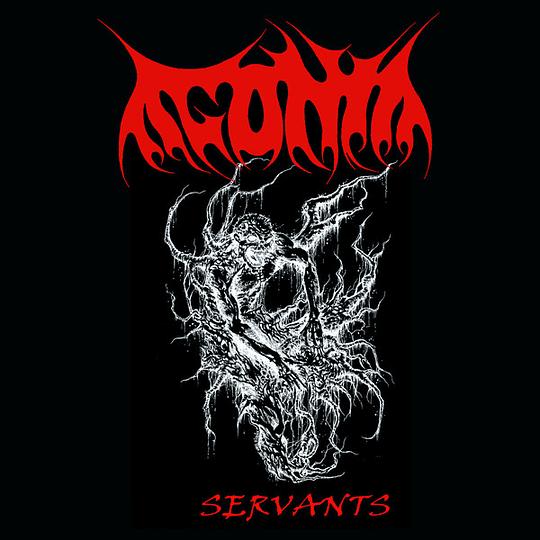 AGONIA - Servants . CD