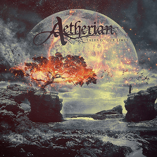 AETHERIAN -  Tales Of Our Times CD
