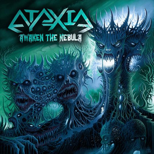 ATAXIA  Awaken The Nebula CD