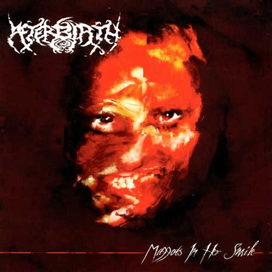 AFTERBIRTH  Maggots In Her Smile CD