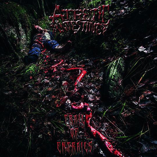 ATRETIC INTESTINE  Trail Of Entrails CD