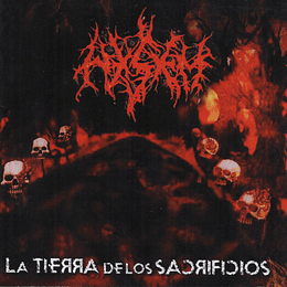 AXEM - La Tierra De Los Sacrificios CD