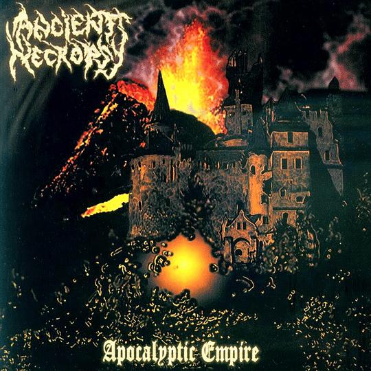 ANCIENT NECROPSY  Apocalyptic Empire CD