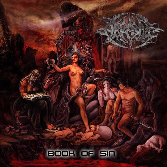 ABRASIVE - Book of Sin CD