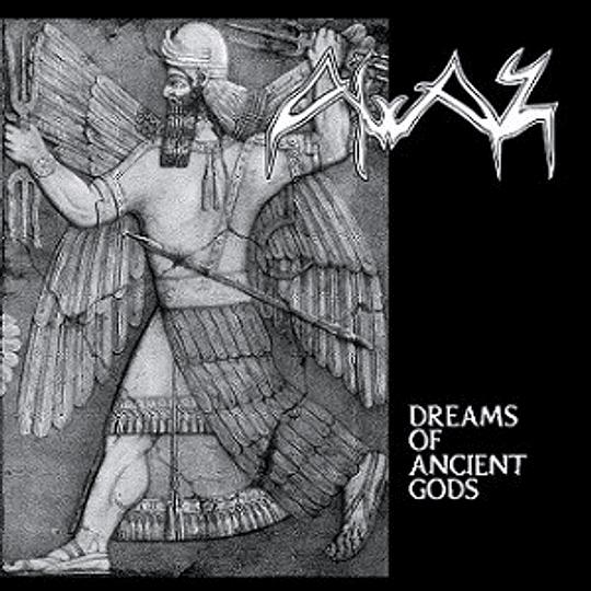 AIWAZ  Dreams of Ancient Gods CD