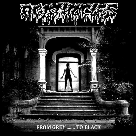 AGATHOCLES  From Grey ... To Black CD