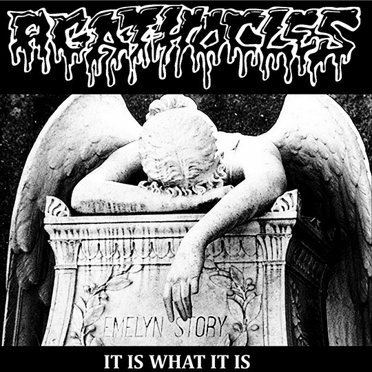 AGATHOCLES  It is What It Is CD