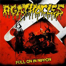 AGATHOCLES  Full On In Nippon CD/DVD