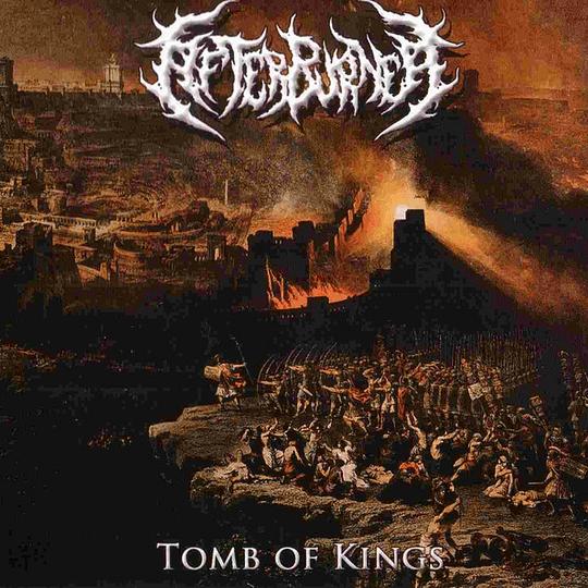 AFTERBURNER  Tomb of Kings CD