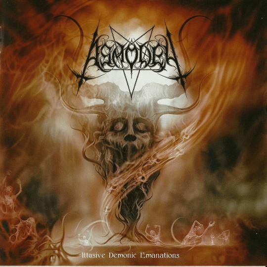 ASMODEY  Illusive Demonic Emanations CD
