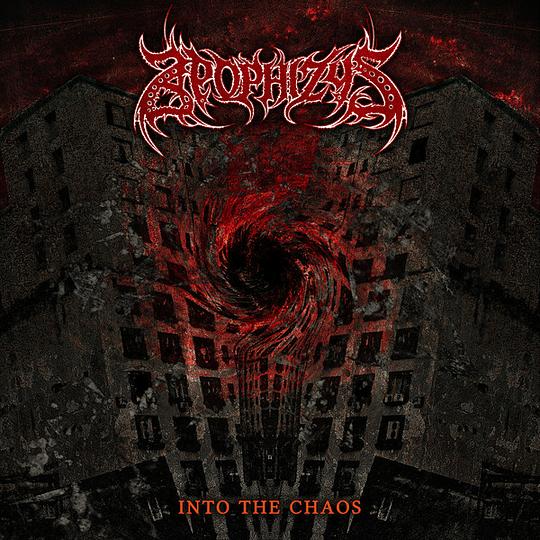 APOPHIZYS   Into The Chaos  CD