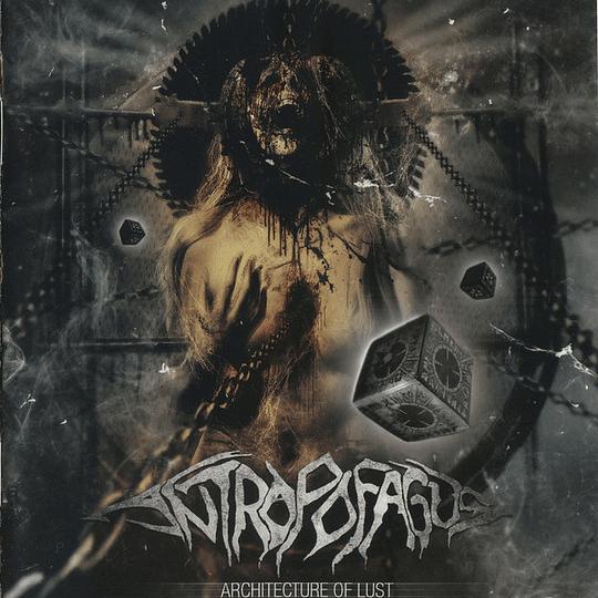 ANTROPOFAGUS - Architecture Of Lust CD
