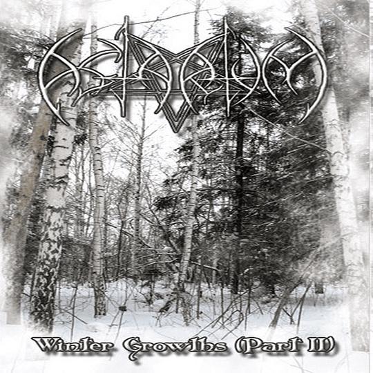 ASTARIUM  - Winter Growths (Part II) CD