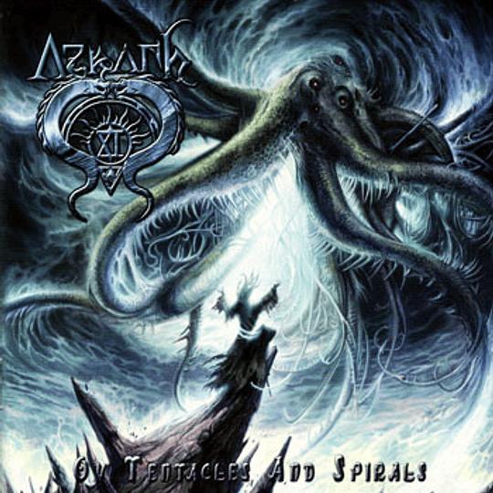 AZRATH 11 - Ov Tentacles And Spirals CD