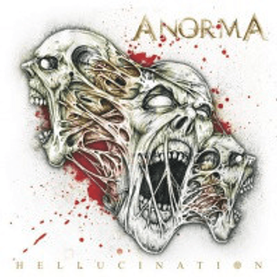 ANORMA -  Hellucination CD