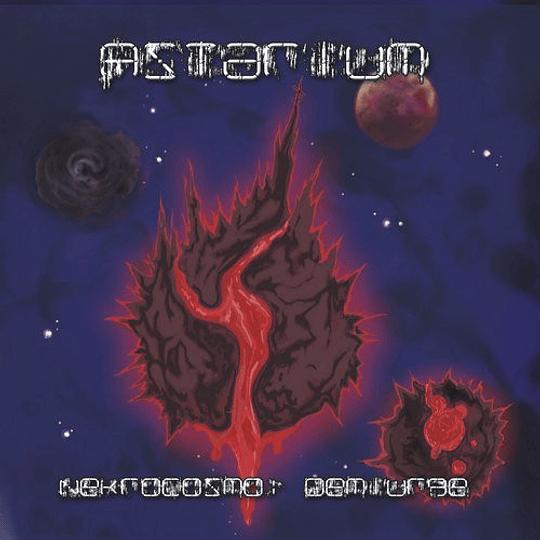 ASTARIUM - Nekrocosmo: Demiurge CD