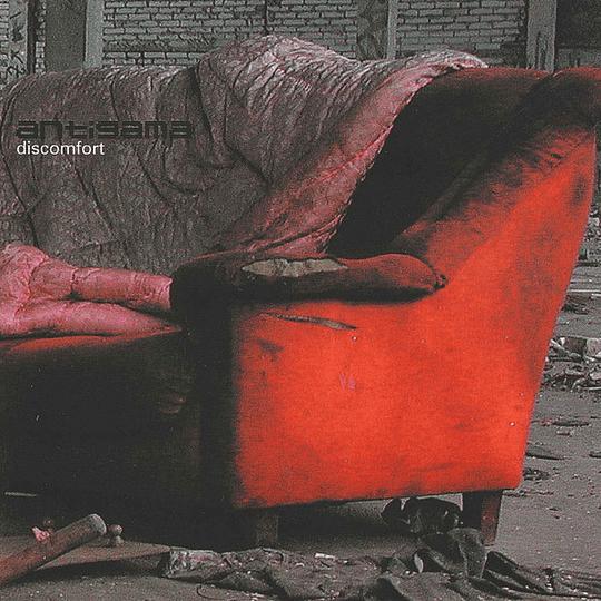 ANTIGAMA -  Disconfort CD