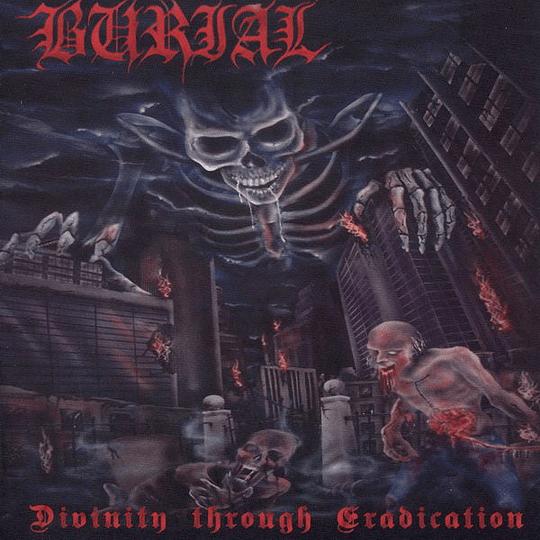 BURIAL - Divinity Through Eradication CD