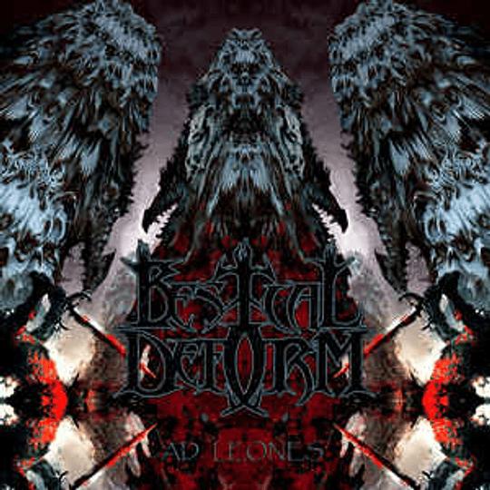 BESTIAL DEFORM - ...Ad Leones CD