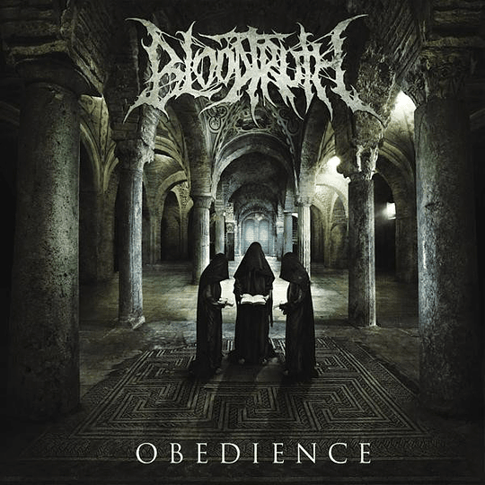 Bloodtruth – Obedience CD