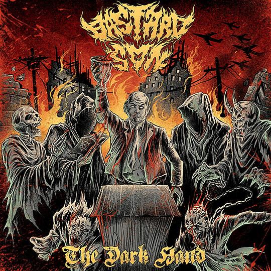 BASTARD SON - The Dark Hand CD