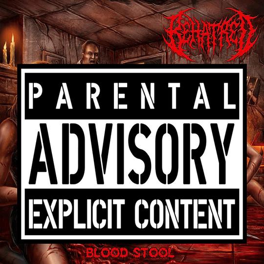 BEHATRED - Blood Stool CD