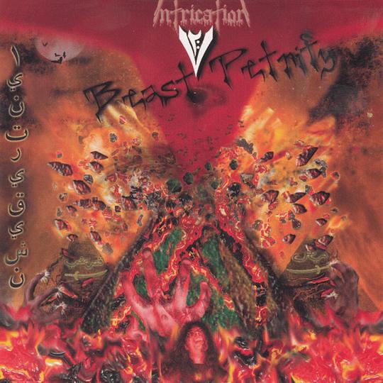 BEAST PETRIFY - Intrication CD