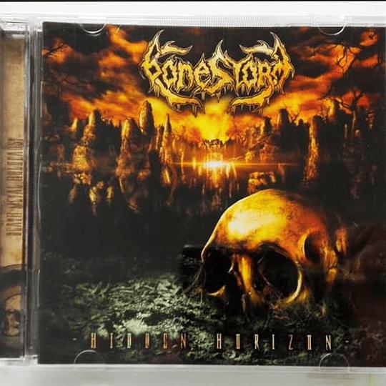 BONESTORM - Hidden Horizon CD