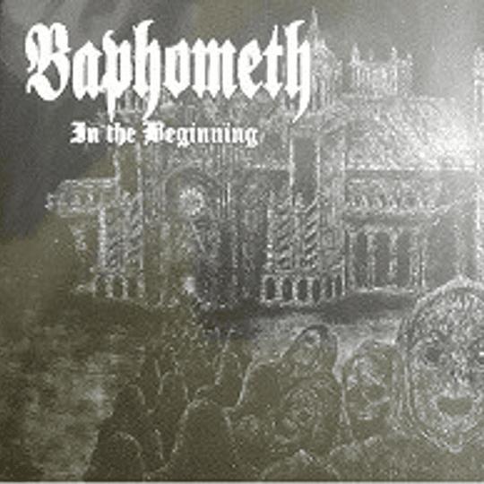BAPHOMETH -  In The Beginning CD