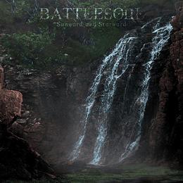BATTLESOUL - Sunward And Starward CD