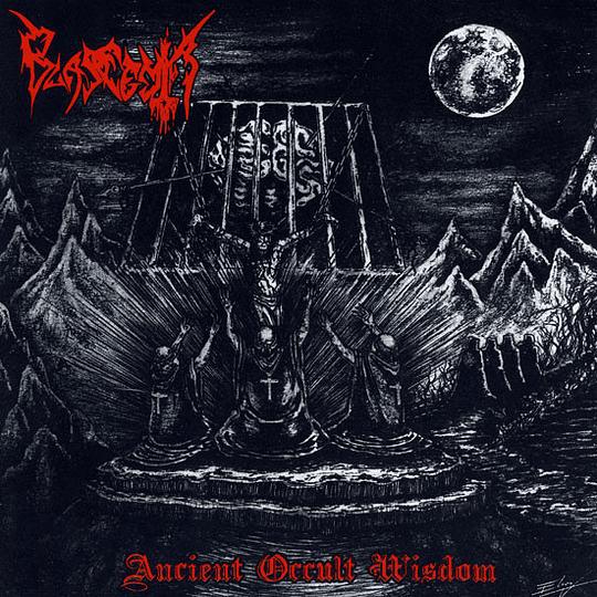 BLASFEMIA - Ancient Occult Wisdom CD