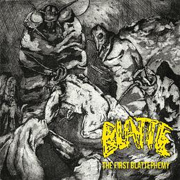 BLATTE - Inhuman Homicide Records CDR