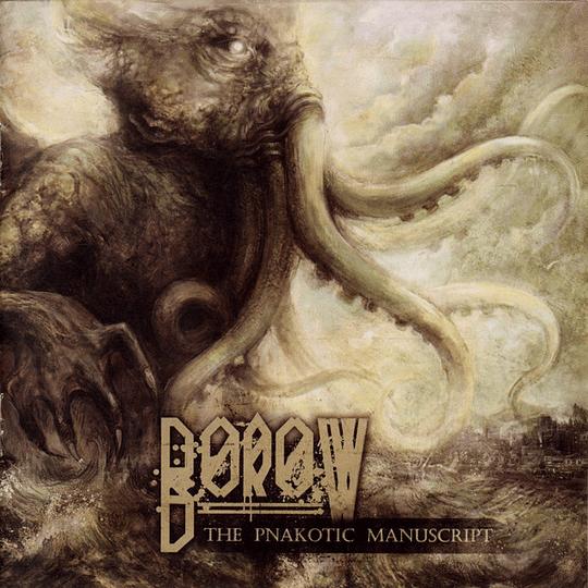 BOROW - The Pnakotic Manuscript CD