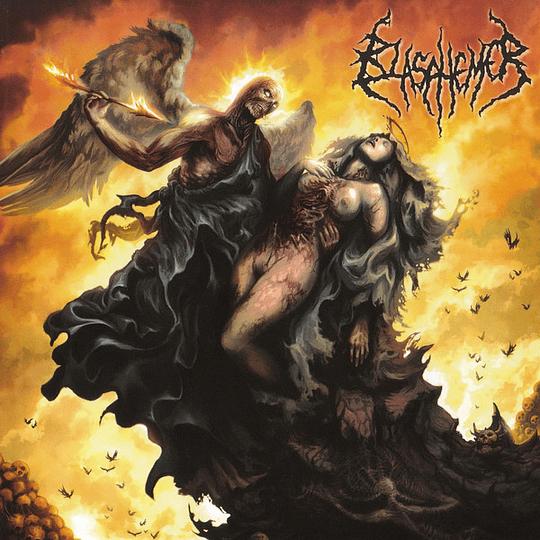 BLASPHEMER - Devouring Deception CD
