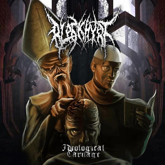 BLASKHYRT - Ideological Carnage CD