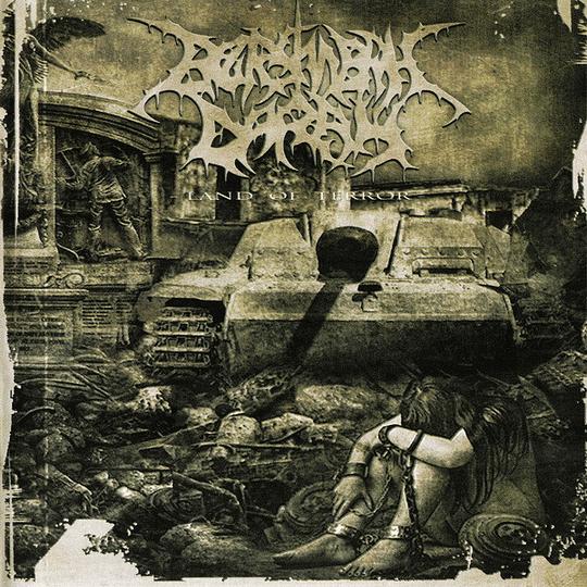 BERSIMBAH DARAH - The Land Of Terror CD