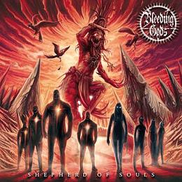 BLEEDING GODS - Shepherd of Souls CD