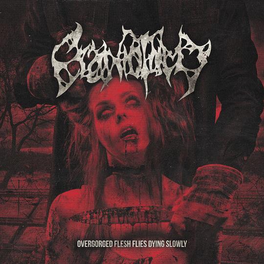 CRANIOTOMY - Overgorged Flesh Flies Dying Slowly SLIPCASE CD