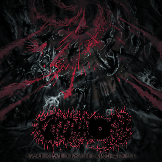 CERCENATORY -  Swallowed by the Apocalypse CD