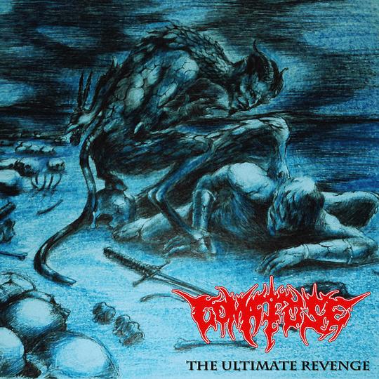 COMATOSE -  The Ultimate Revenge CD